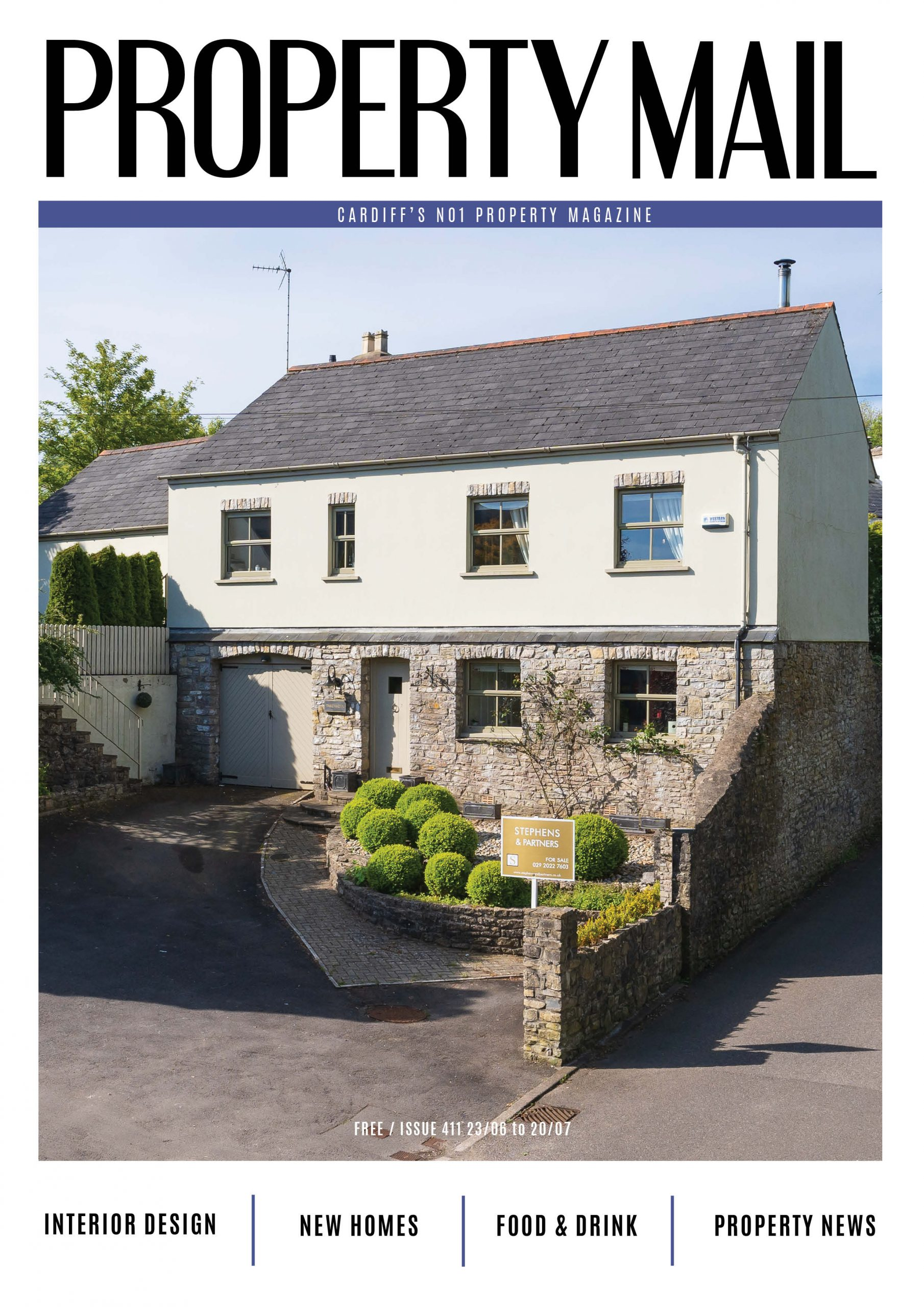 Property Mail Cardiff Issue 411